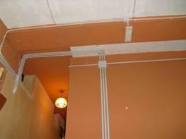 Sistemas de instalaci n de canalizaciones m s utilizados en instalaciones interiores - Instalacion electrica superficie ...
